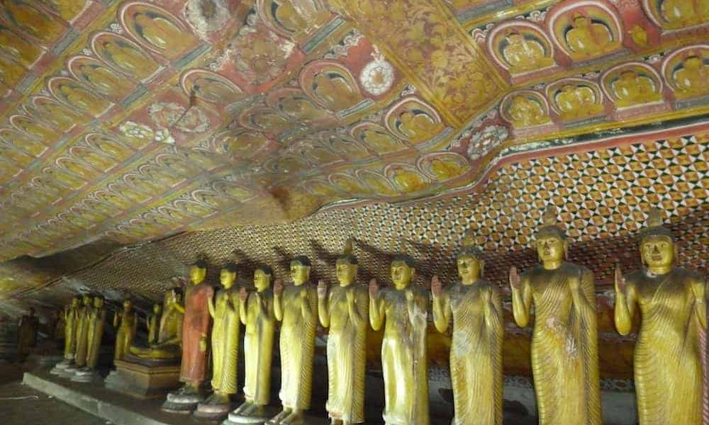 Gems Sri Lanka Tour Gallery Dambulla caves