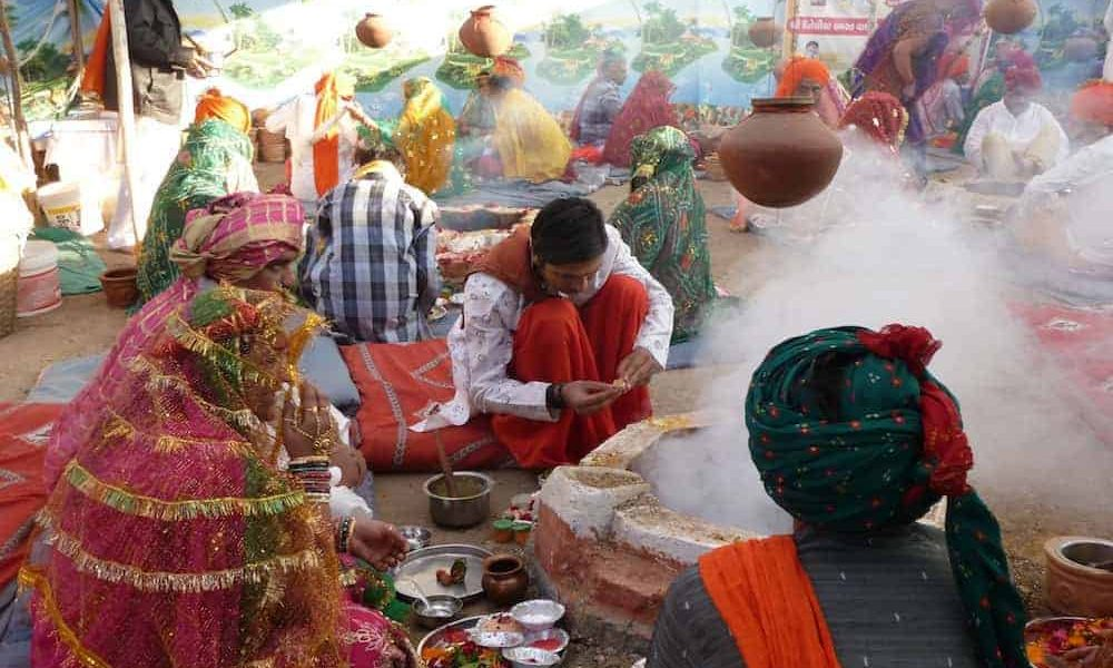 Gujarat wedding parties in Utelia