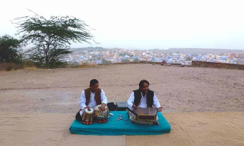 Royal Rajasthan Luxury Tour - Jodhpur Musicians