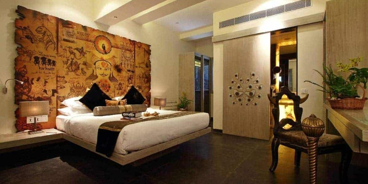 Womens Luxury Tour India Day 1 Mumbai le sutra room
