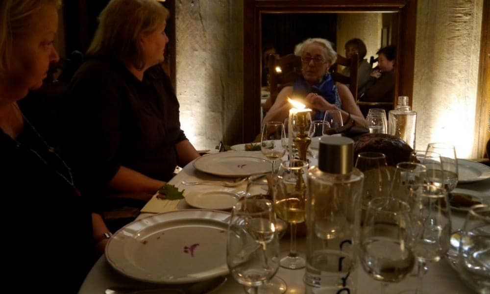 Provence cooking School Dinner