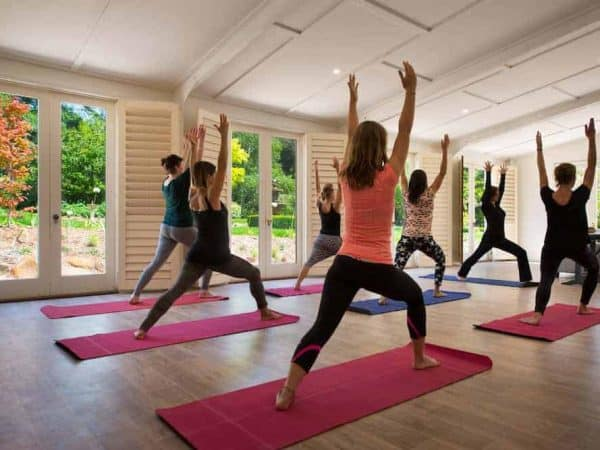 DAY 4 Trentham Yoga Studio