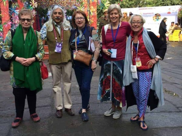 Jaipur Literary salon Tour Day 3 Jaipur JLF @ Diggi