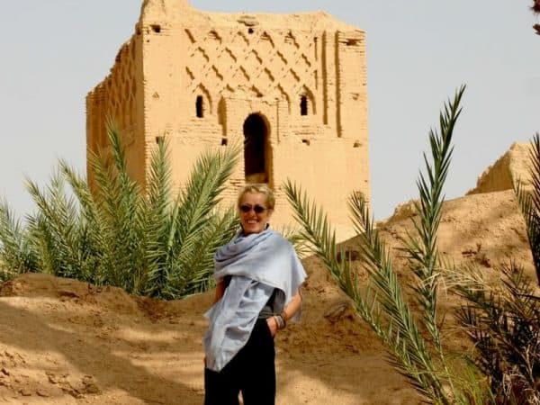 M in Morocco