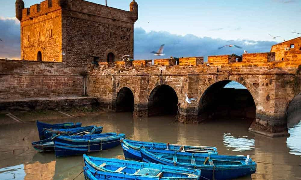 Morocco the Magnificnet Tour Day 11 Essaouira