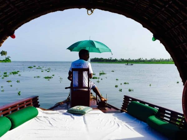Pearls South India Tour Day 12 Kerala Backwaters or ICON