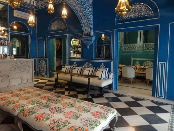 Womens Luxury Tour India Day 7 Jaipur palladio